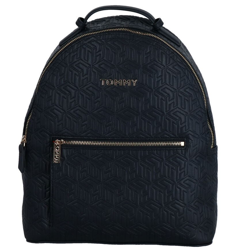 Tommy Hilfiger Iconic Sac à Dos en Bleu en simili cuir (264552)