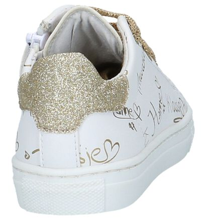 K3 Sneakers Wit, Wit, pdp