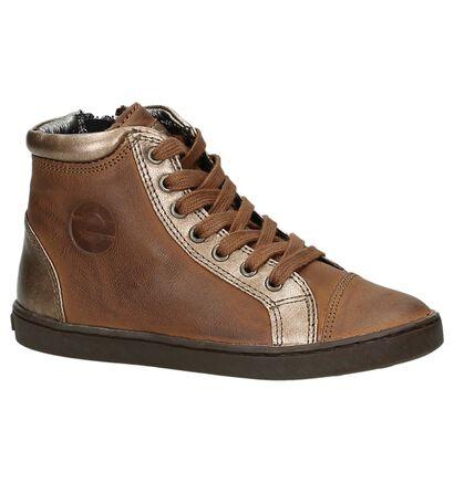 Hoge Sneakers Cognac Newblue, Cognac, pdp