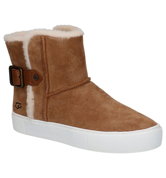 UGG Aika Bottines en Cognac