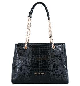 Valentino Handbags Zwarte Schoudertas in kunstleer (283152)