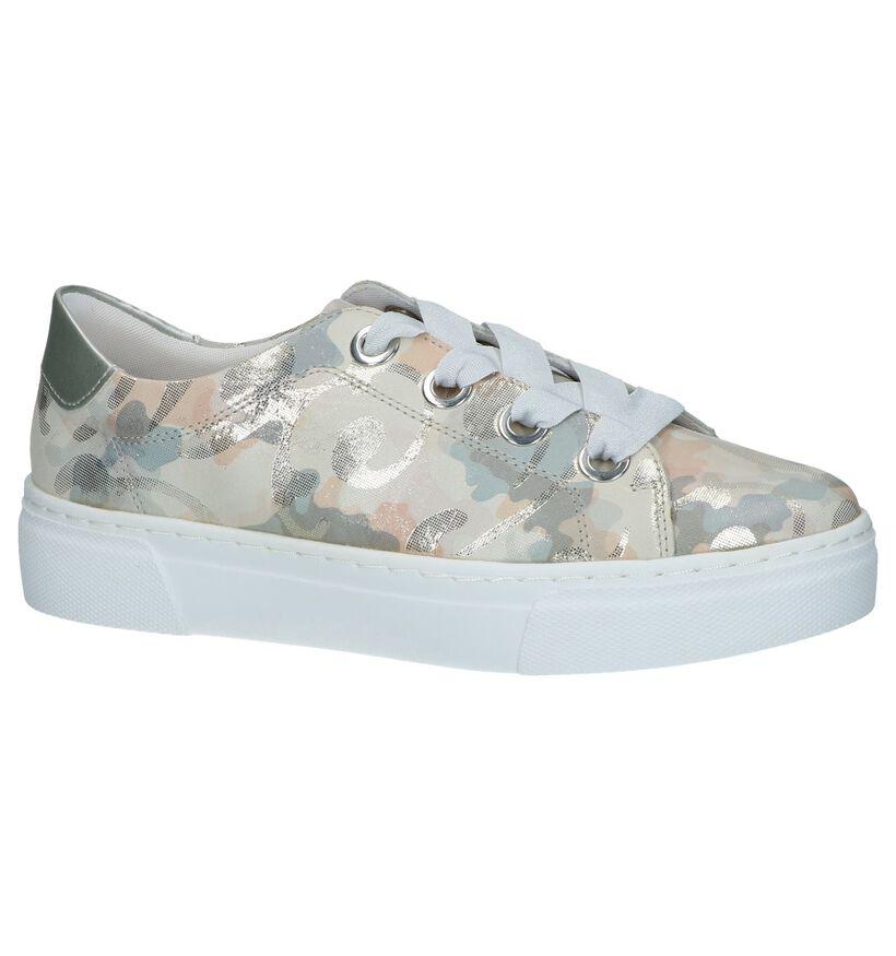 Lichtroze Sneaker Remonte in leer (239434)