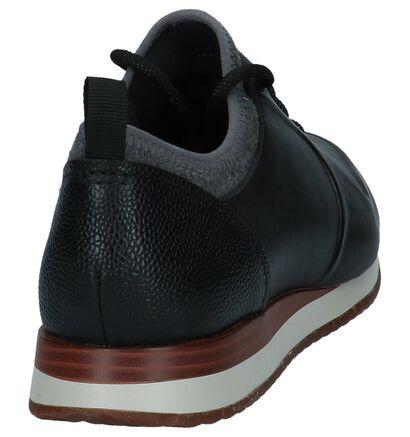 Clarks Chaussures à lacets en Noir en cuir (226537)