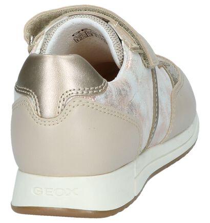 Beige Lage Sneakers Geox, Beige, pdp