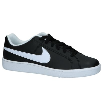 Witte Nike Court Royale Sneakers in leer (234111)