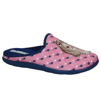 Roze Pantoffels Hush Puppies, Roze, pdp