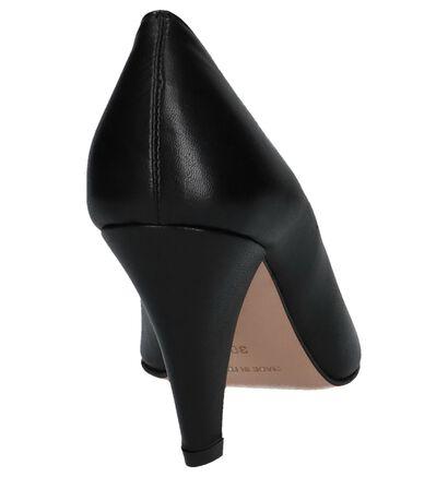 Via Limone Escarpins classique en Noir en cuir (229988)