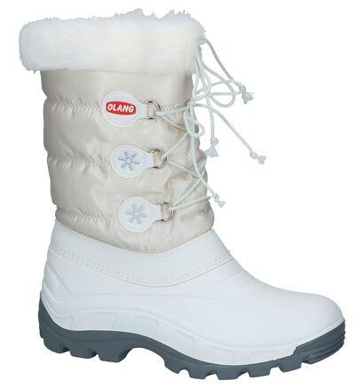 Olang Patty Bottes de neige en Noir en textile (262755)