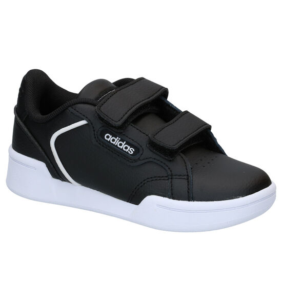 adidas Roguera C Baskets à velcro en Noir