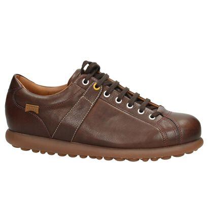 Camper Chaussures basses en Marron en cuir (168852)