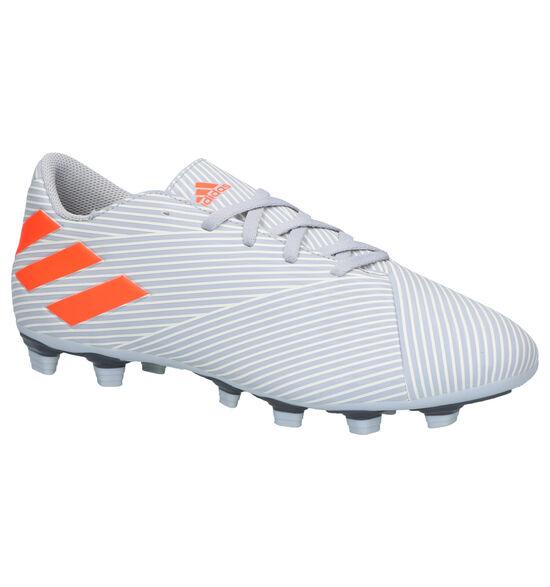 adidas Nemeziz 19.4 FXG Chaussures de foot en Gris