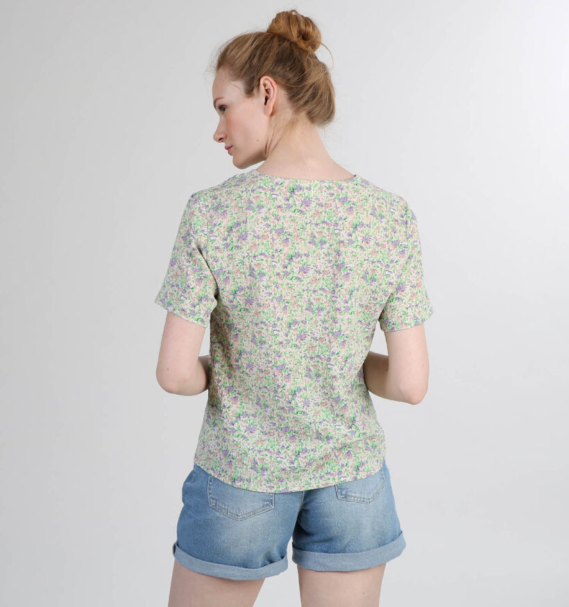 Vila Vielly T-shirt en Multicolore (301420)