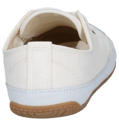 Living Kitzbühel Baskets basses en Blanc en cuir (221266)