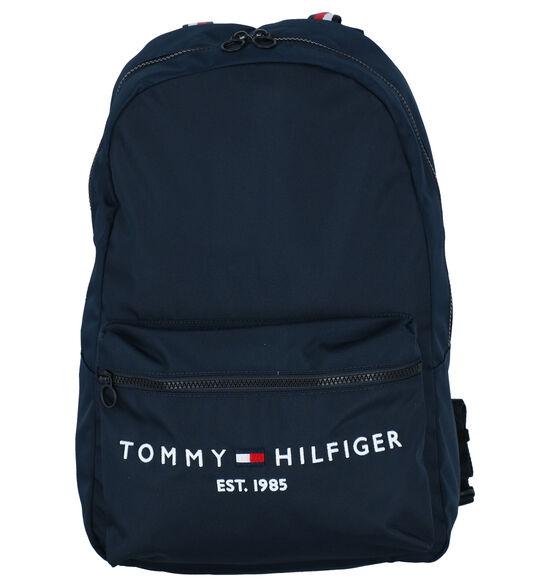 Tommy Hilfiger TH Established Blauwe Rugzak