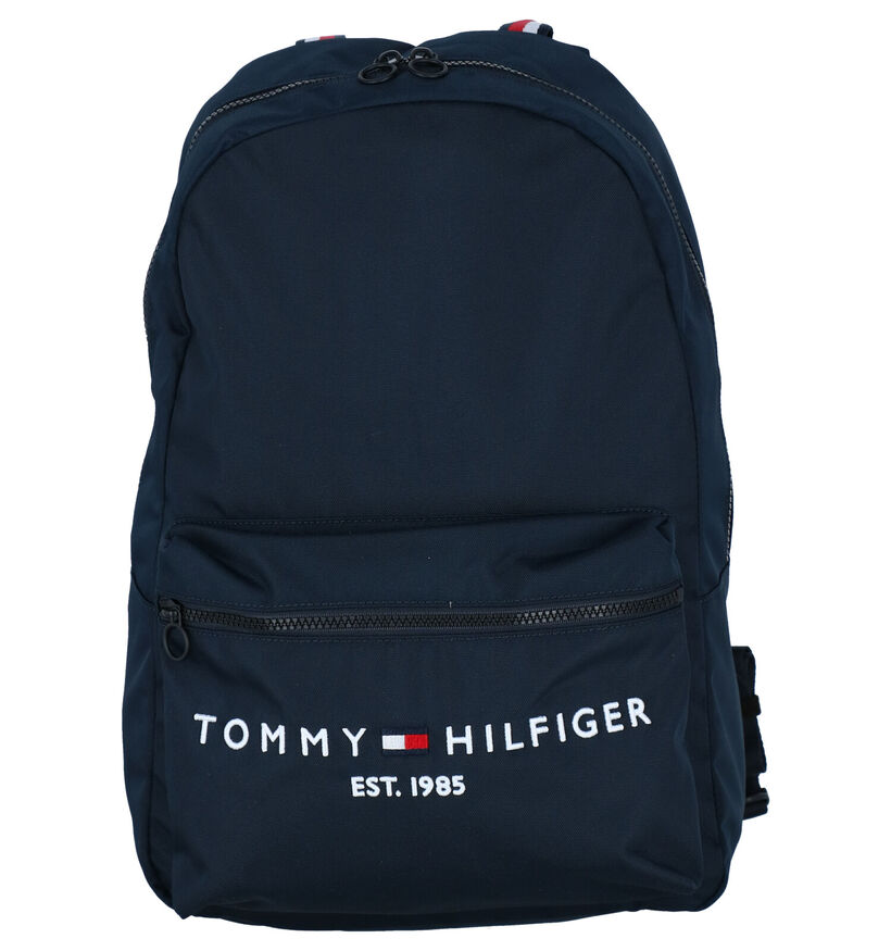 Tommy Hilfiger TH Established Blauwe Rugzak in stof (293335)
