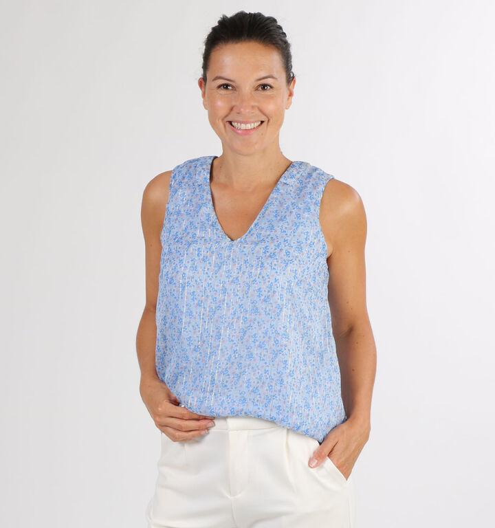 Vero Moda Miranda Blauwe Top