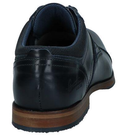 Bullboxer Chaussures habillées en Bleu foncé en cuir (222052)
