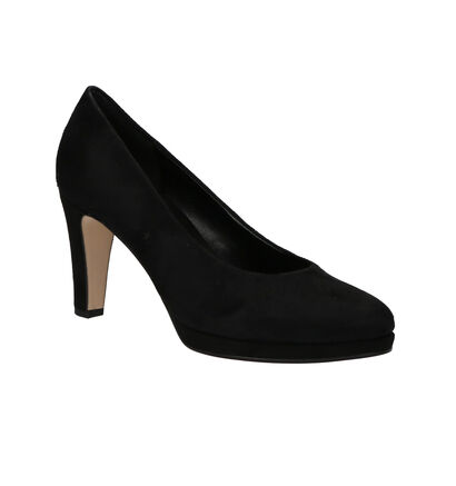 Gabor Soft & Smart Paarse Pumps in stof (261712)