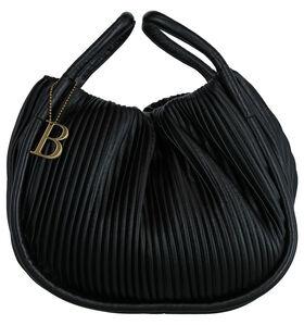 Bulaggi Pleaty Sac à main en Noir en simili cuir (284192)