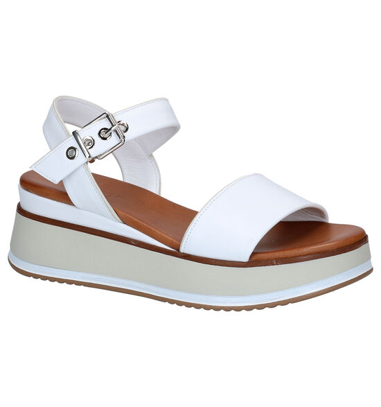 Inuovo Witte Sandalen