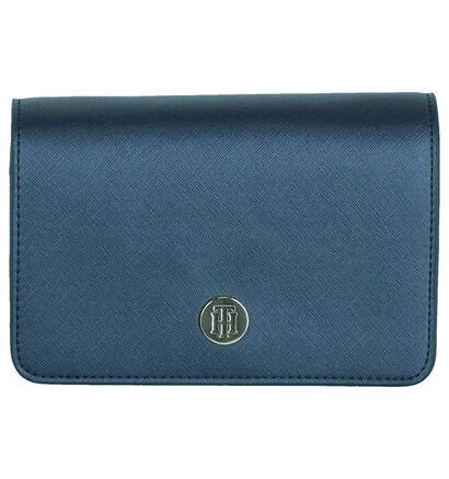 Tommy Hilfiger Honey Sac porté croisé en Bleu en simili cuir (256965)