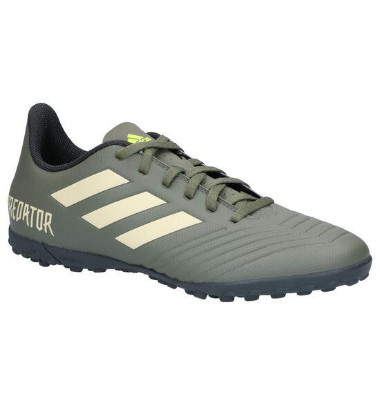 adidas Predator 19.4 Kaki Voetbalschoenen