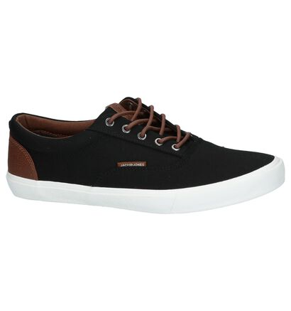 Jack & Jones Vision Mixed Blauwe Sneakers in kunstleer (269221)