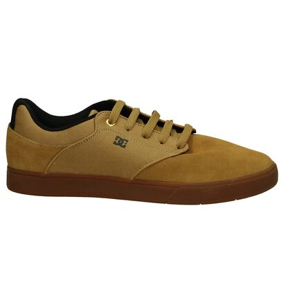 DC Shoes Mikey Taylor Sneaker Cognac in daim (198610)