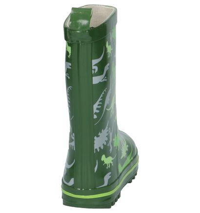 Dazzle Bottes de pluie en Vert en synthétique (208724)