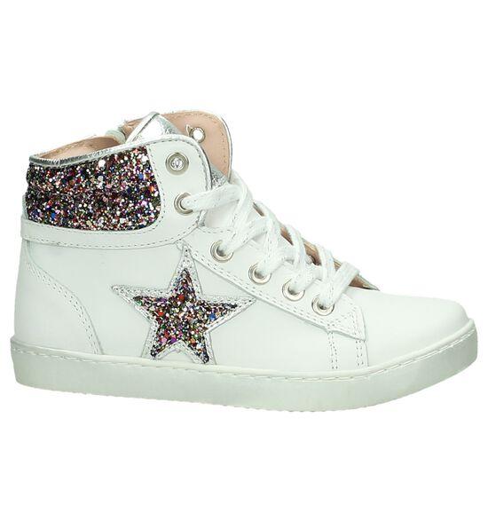 Witte Hoge Schoenen K3