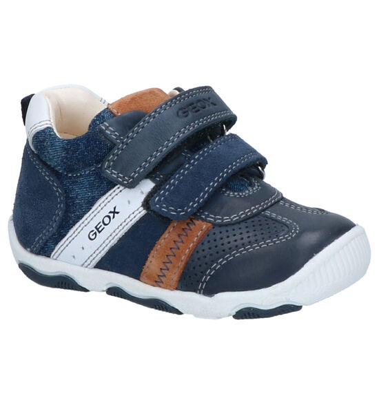 Geox Chaussures pour bébé  en Bleu foncé