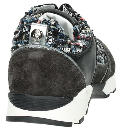 Zwarte Sneaker Scapa, Zwart, pdp