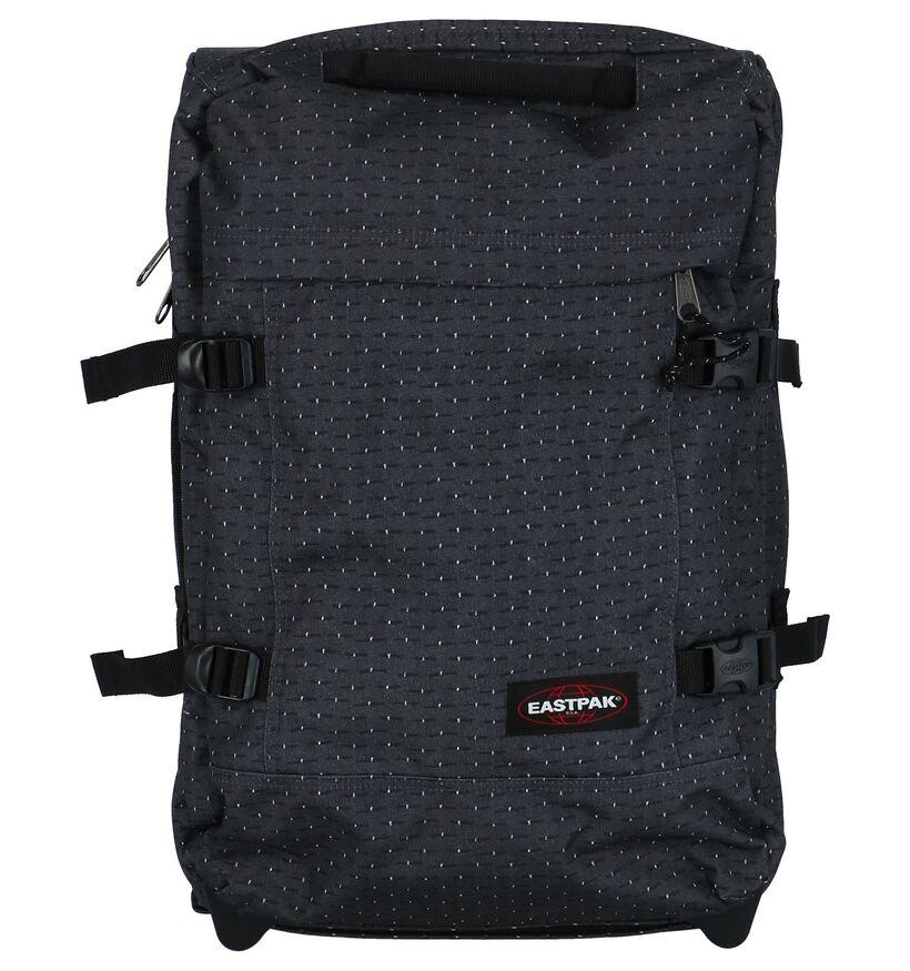 Eastpak Tranverz Sacs à roulettes en Bleu en textile (225739)