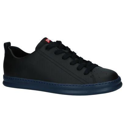 Zwarte Lage Sneakers Camper Runner in leer (226150)
