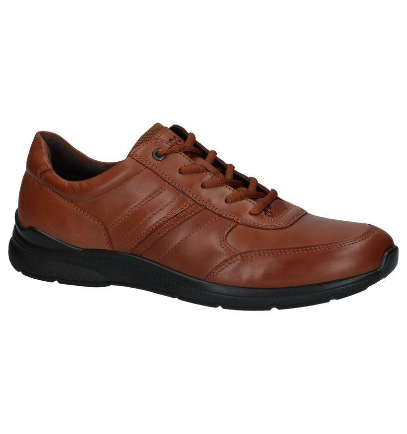 ECCO Chaussures basses en Cognac en cuir (213914)