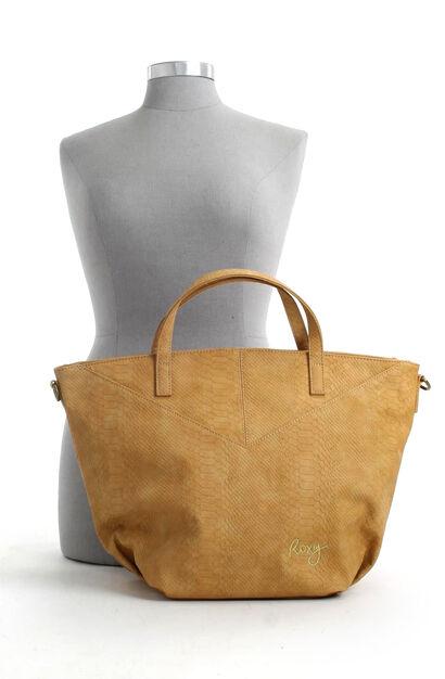 Roxy Cabas en Cognac en imitation cuir (200448)
