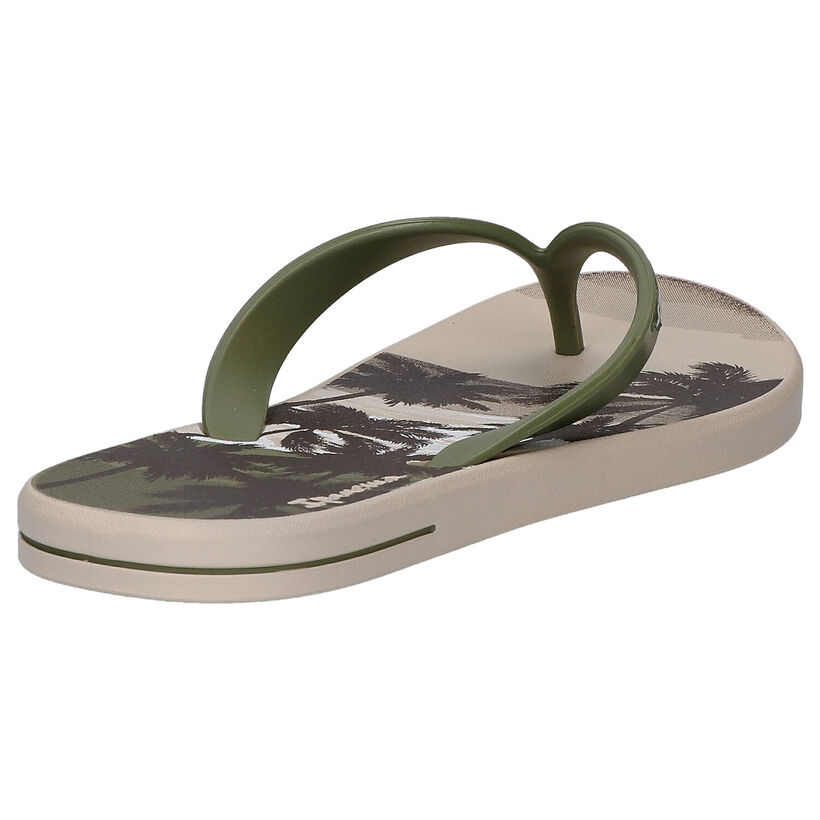 Ipanema Posto Vegan Tongs en Vert kaki en synthétique (271428)