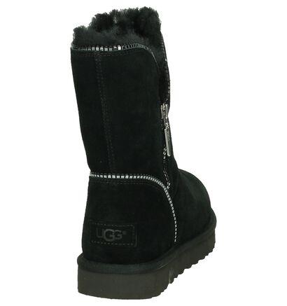Zwarte UGG Florence Laarzen, Zwart, pdp