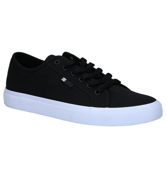 DC Shoes Manual Zwarte Sneakers