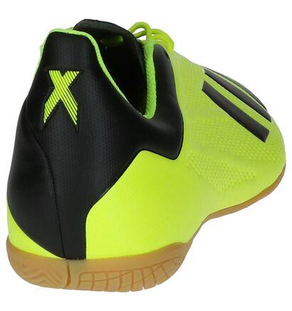 adidas X Tango Fluogele Sportschoenen in imitatieleer (221793)