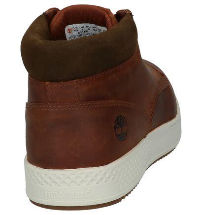 Timberland Cityroam Cupsole Chukka Chaussures hautes en Brun en nubuck (253692)