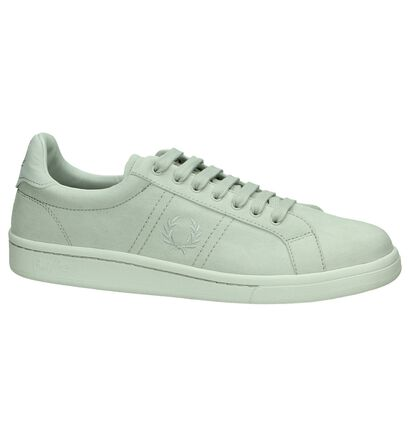 Sneaker Lichtgrijs Fred Perry in stof (198927)