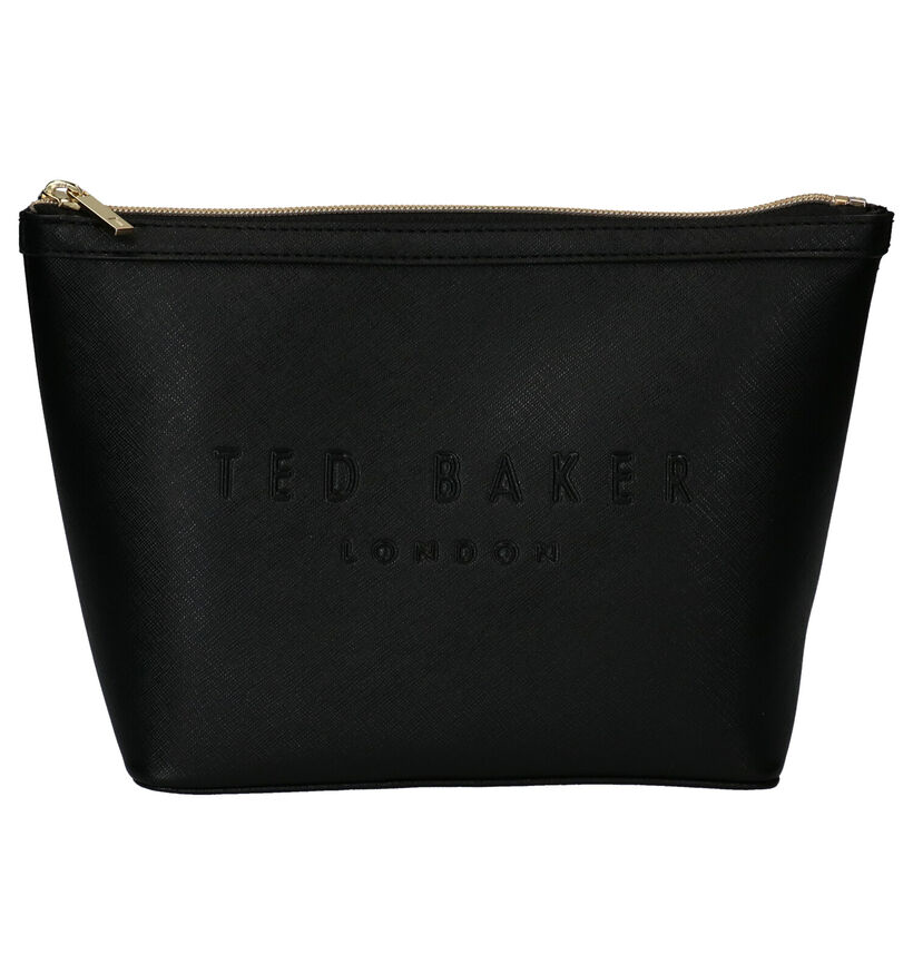 Ted Baker Nance Trousse de toilette en Noir en simili cuir (257667)