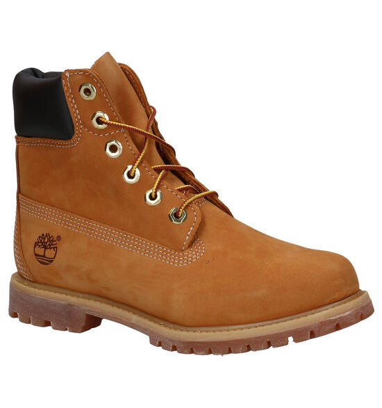 Timberland 6IN Premium Bottines Naturelles