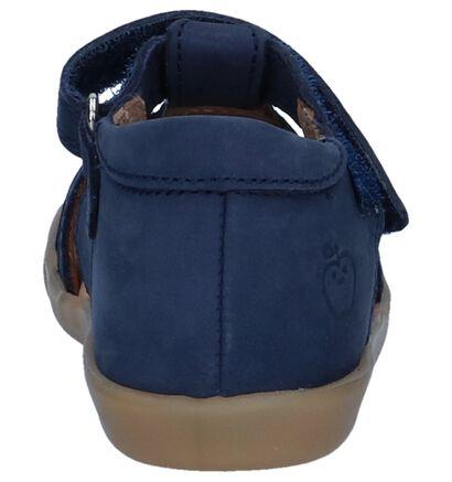 Shoo Pom Sandales en Bleu foncé en nubuck (242876)