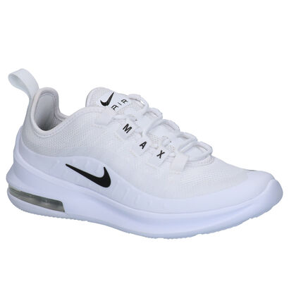 Nike Air Max Axis Witte Sneakers in stof (249853)
