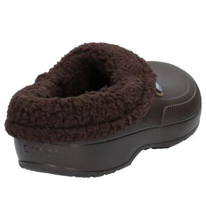 Crocs Classic Blitzen 3 Clog Zwarte Pantoffels in kunststof (255772)