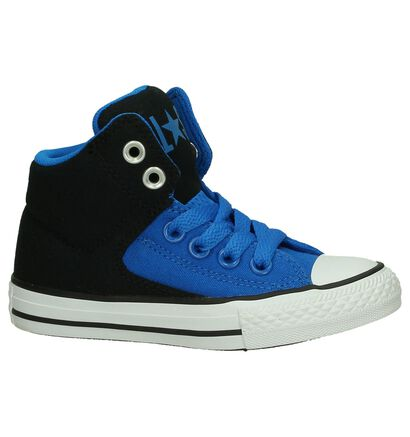 Blauwe Sneakers Converse Chuck Taylor All Star High Street, Blauw, pdp