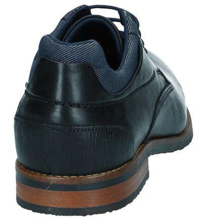 Bullboxer Chaussures habillées en Noir en cuir (256327)