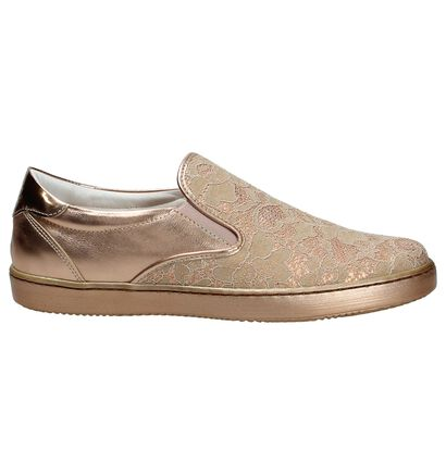 Angie Chaussures sans lacets  (Or rose), Rose, pdp